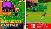 Futur vs nostalgie : de l'école numérique au remake de Zelda
