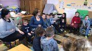 Ath: des séances de pleine conscience dès les classes maternelles