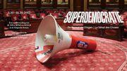 """""""Superdémocratie"""", une exposition pour ajouter une dimension culturelle au Sénat"""