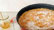 La recette du gâteau magique au miel