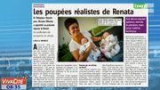 Les poupées réalistes de Renata