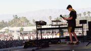 Coachella, c'est comment ? une caméra a suivi Petit Biscuit, sur scène et en dehors