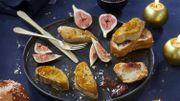Recette : Foie gras poêlé sur brioche dorée