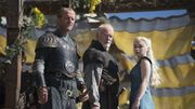 "Les chevaliers de ""Game of Thrones"" battent les mafieux de ""Sopranos"""