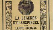 """Deux expositions et un livre sur la """"légende Uilenspiegel"""", 150 ans après De Coster"""
