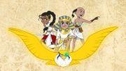 """Toutmosis - Le plus petit des Pharaons"" de Tatiana Bertrand."
