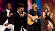 "The Voice 2021: BJ Scott chante ""Feels like rain"" en compagnie de ses Talents"