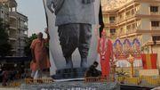 Inde : début de la construction de la plus haute statue du monde