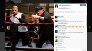 """Une première photo de """"Creed"""" dévoilée par Stallone"""