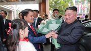 Kim accueilli à Hanoi