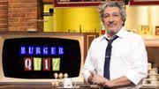 Burger Quiz, le jeu télé de Alain Chabat arrive sur la Deux à la rentrée