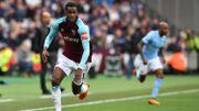 Edimilson Fernandes (West Ham) prêté à la Fiorentina