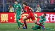 Witsel et le Tianjin Quanjian obtiennent une large victoire lors du derby