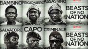 """""""Beasts of Nation"""": les multiples facettes d'Idris Elba dévoilées dans une affiche"""