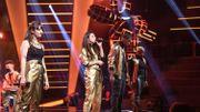"""The Voice Belgique: Les finalistes ouvrent le show sur """"Stop this flame"""" de Celeste"""