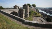 La Citadelle de Namur en restauration jusqu'au printemps prochain