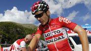 """Maxime Monfort : """"J'ai souffert d'asthme au Giro, c'était atroce et le puff ne soulage pas !"""""""