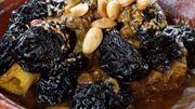 Recette de Candice: Agneau aux légumes confits et aux pruneaux
