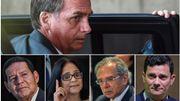 Militaires, ultra-libéraux et seulement 2 femmes: qui sont les ministres du gouvernement Bolsonaro au Brésil?
