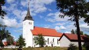 Viljandi en Estonie.