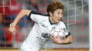 Yuta Toyokawa, le héros japonais de l'AS Eupen, s'engage jusqu'en 2020