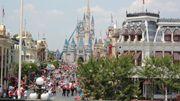 Les parcs d'attractions Disney continuent de dominer le monde