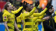 Batshuayi offre la victoire au Borussia Dortmund avec un but d'anthologie