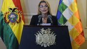 Le nouveau gouvernement bolivien reconnaît Guaido en tant que président du Venezuela