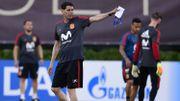 Fernando Hierro, nouveau sélectionneur de l'Espagne, reçoit l'aide de trois adjoints