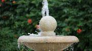 Le musée de l'eau et de la fontaine pas à l'abris d'une bonne idée