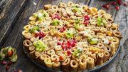 Recette: Gâteau de crêpes aux fruits