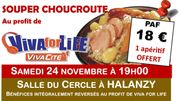 Une choucroute for Life...