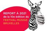 Report à 2021 de la 10e édition du Festival Musiq3 Bruxelles