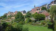 Une promenade originale aux jardins suspendus de Thuin, patrimoine exceptionnel de Wallonie