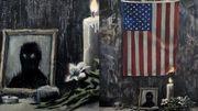 L'œuvre hommage de Banksy à George Floyd