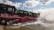 Embarquez à bord du... Crocodile Rouge aux Lacs de l'Eau d'Heure