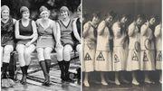 Des sportives dans les années 20
