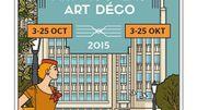 La 8e Biennale Art nouveau et Art Déco, occasion de visites en octobre à Bruxelles