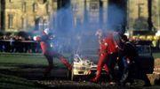 Rétro : Carlos Sainz loupe le titre pour 500 mètres... le scénario le plus épique du WRC
