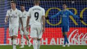 Le Real tenu en échec à Villarreal, Courtois se retourne deux fois