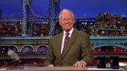 David Letterman, monument de la télévision américaine, fait ses adieux