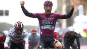 Ackermann vainqueur au sprint de la 5e étape du Giro sous la pluie