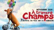 """Le festival de cinéma """"A travers Champs"""" aura finalement lieu en novembre!"""
