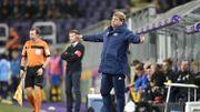 """Vanhaezebrouck: """"Cette défaite, c'est ma responsabilité"""""""