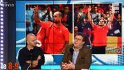 La Belgique crée l'exploit en Coupe Davis...