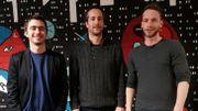 L'ensemble bruxellois Martin Salemi Trio récompensé au festival de jazz de Louvain