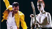 Des duos Bowie/Queen abandonnés