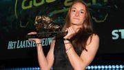 Tessa Wullaert remporte le premier Soulier d'Or féminin de l'histoire