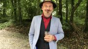 Bert Kruismans est pour la deuxième fois le parrain du festival bilingue