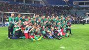 Le Lokomotiv Moscou remporte la Coupe de Russie